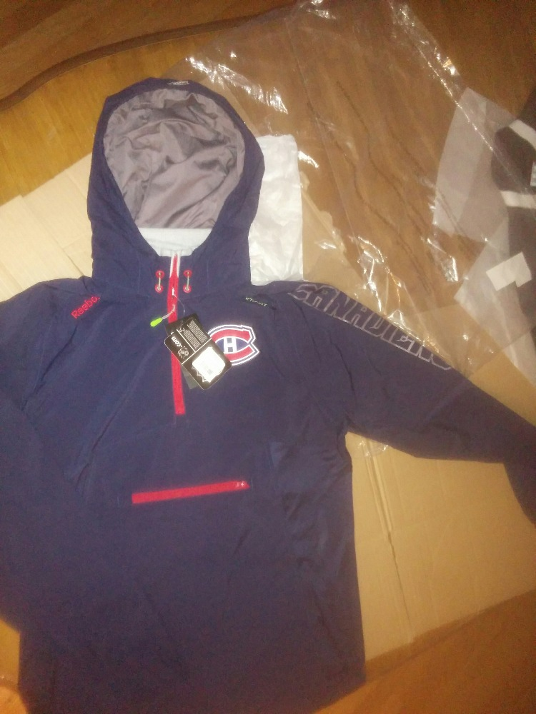 Sport Team JAcket Authentic Apparel