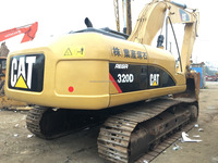 Used excavator caterpillar 320D for sale, CAT 320B,320C,320D,330D,Excavator