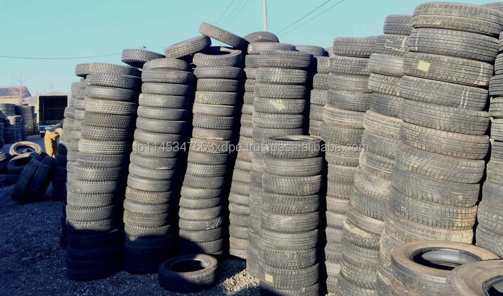 Used passenger tires for export