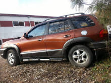 Hyundai Santa Fe Used Car for sale