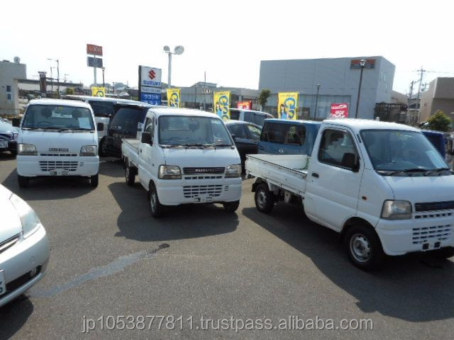 Good looking and japanese used trucks for sale pickup at reasonable prices suzuki carry 2001