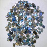 NATURAL LABRADORITE GOOD COLOR FIRE AMAZING Checker Board & GOOD QUALITY LOT