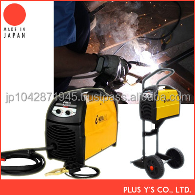 Single phase portable arc welding machine Made in Japan