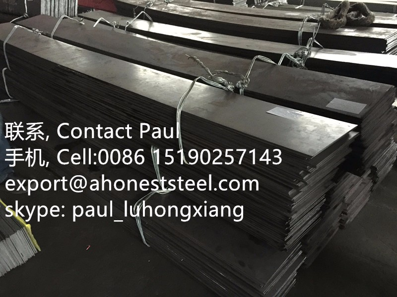 W.-Nr. 1.4528 ( DIN X105CrCoMo18-2 ) High carbon martensite stainless chromium steel sheet and plate