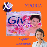 GIV Soap Bar PINK ROMANTIC 80gr