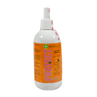 Flea & Tick Repellent Spray, Dogs & Cats 8 oz by Pet Naturals of Vermont