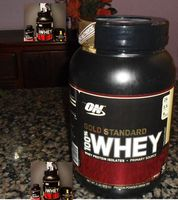 OPTIMUM NUTRITION 100% GOLD STANDARD WHEY 5lb 2.27Kg DOUBLE CHOCOLATE FLAVOUR