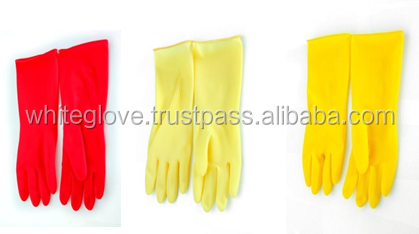 Vietnamese Household Latex Gloves