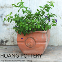 Vietnamese Wholesale High Quality Terracotta Flower Pot / Planter