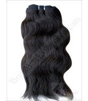 100% Natural Indian Human Hair virgin hair wavy, curly, straight any style you prefer