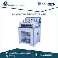 Quality Assured Heat Sealing Machine for Laboratory by Leading Manufacturer