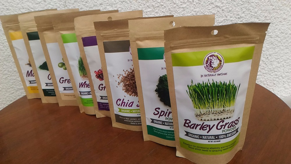 barley grass powder for white label and drop shipping