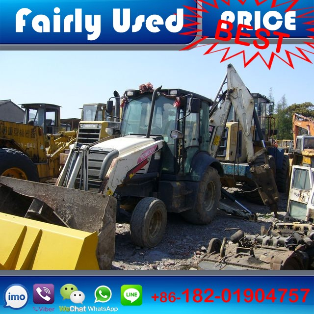 High quality used TEREX 760 backhoe loader of TEREX backhoe loader 760,used TEREX backhoe loader