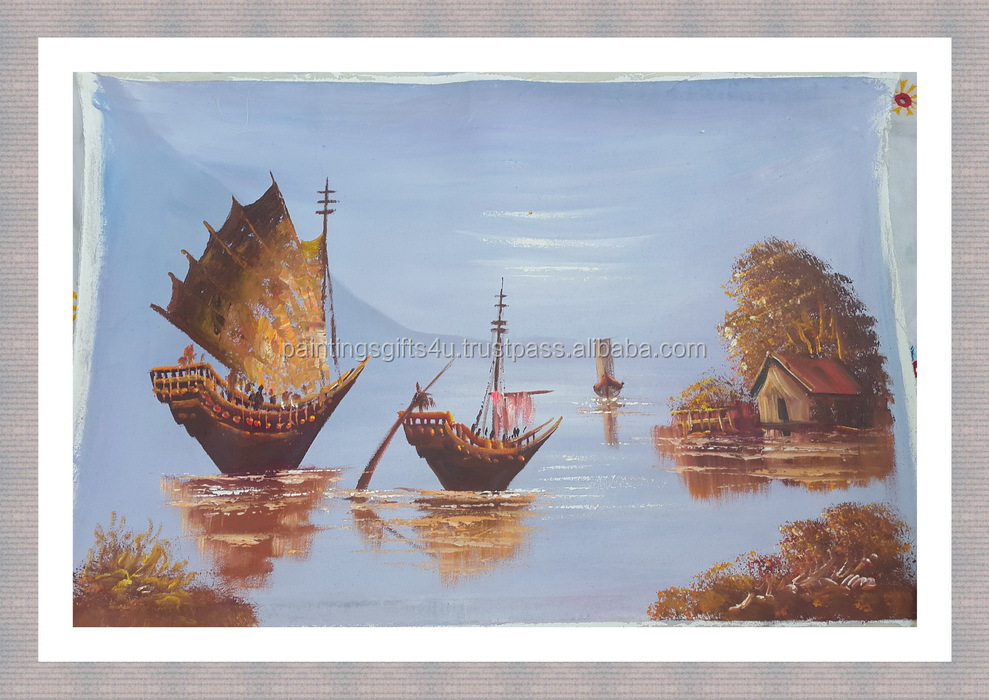 Oil paintings for Sale / Oil paintings on Canvas / handmade scenery paintings