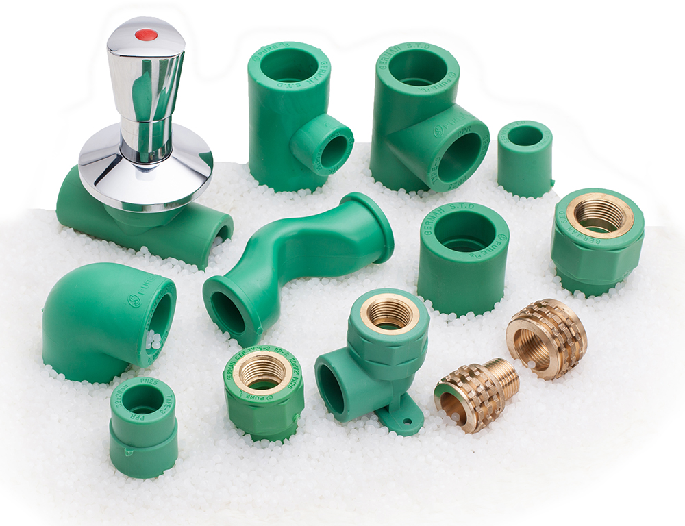saudi arabia ppr pipes and fittings - pure