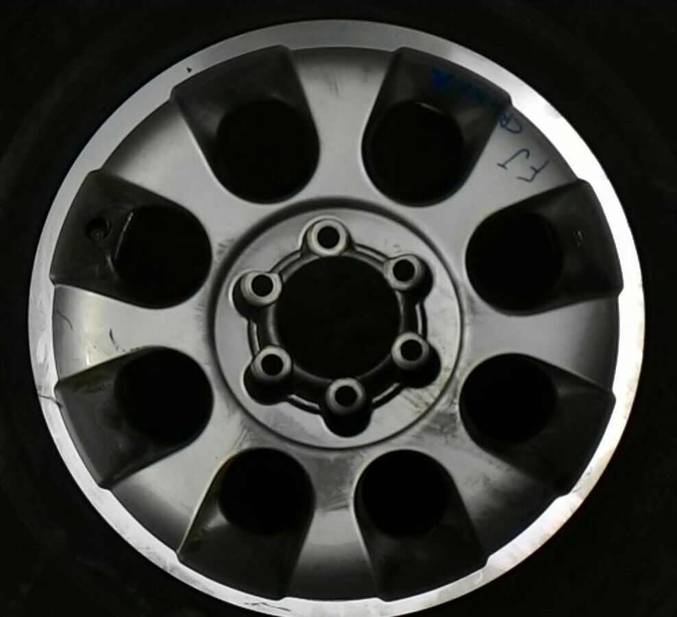 FJ Cruiser Original 7.5Jx17 Sport Rims