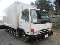 USED CARS FOR SALE IN JAPAN FOR MITSUBISHI FIGHTER WITH REFRIGERATOR & FREEZER KK-FK71HH 6M61 MT F6 DIESEL 2000