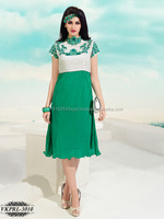 Kurti Designs For Stitching | Georgette Modern Kurti Tops