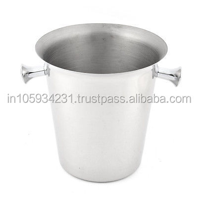 Stainless Steel Champagne Cooler bucket