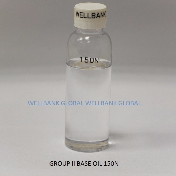 Group II Base Oil 150N