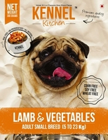 Lamb & Vegetables Small Breed
