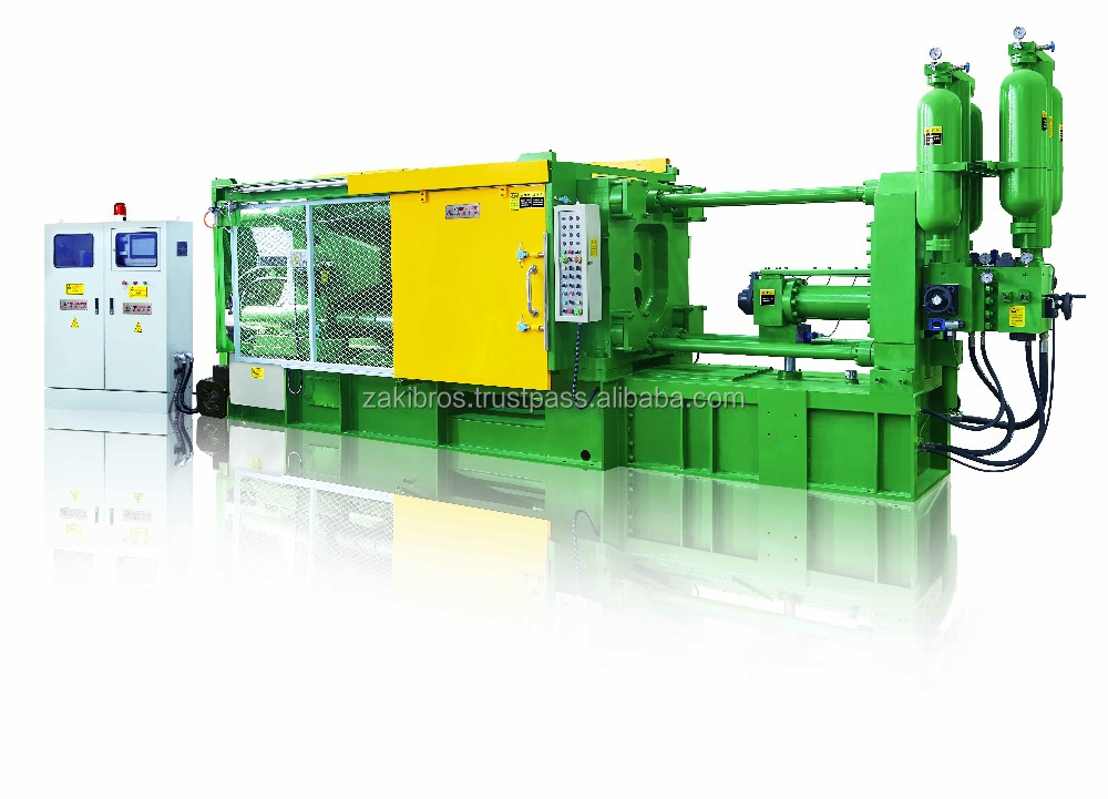 COLD casting machines