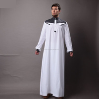 Buy Arab men stand collar fashion gown gowns ,Islamic dress in ...