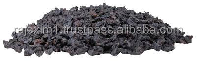 Quality black raisins from India