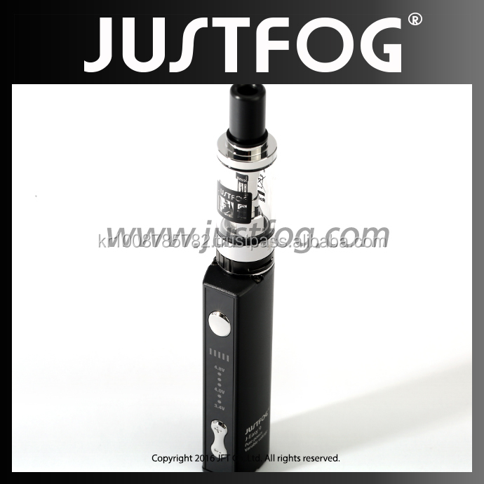 Wholesale 2016 Vape pen JUSTFOG Q16 Starter Kit electronic cigarette