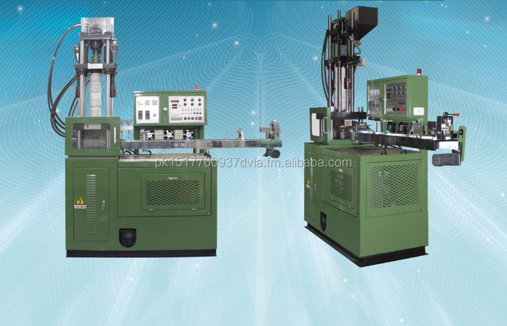 Plastic Zipper TEETH Injection Molding Machine