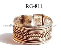 Buy online Wholesales Silver plated Brass Rings jewelry RG-811