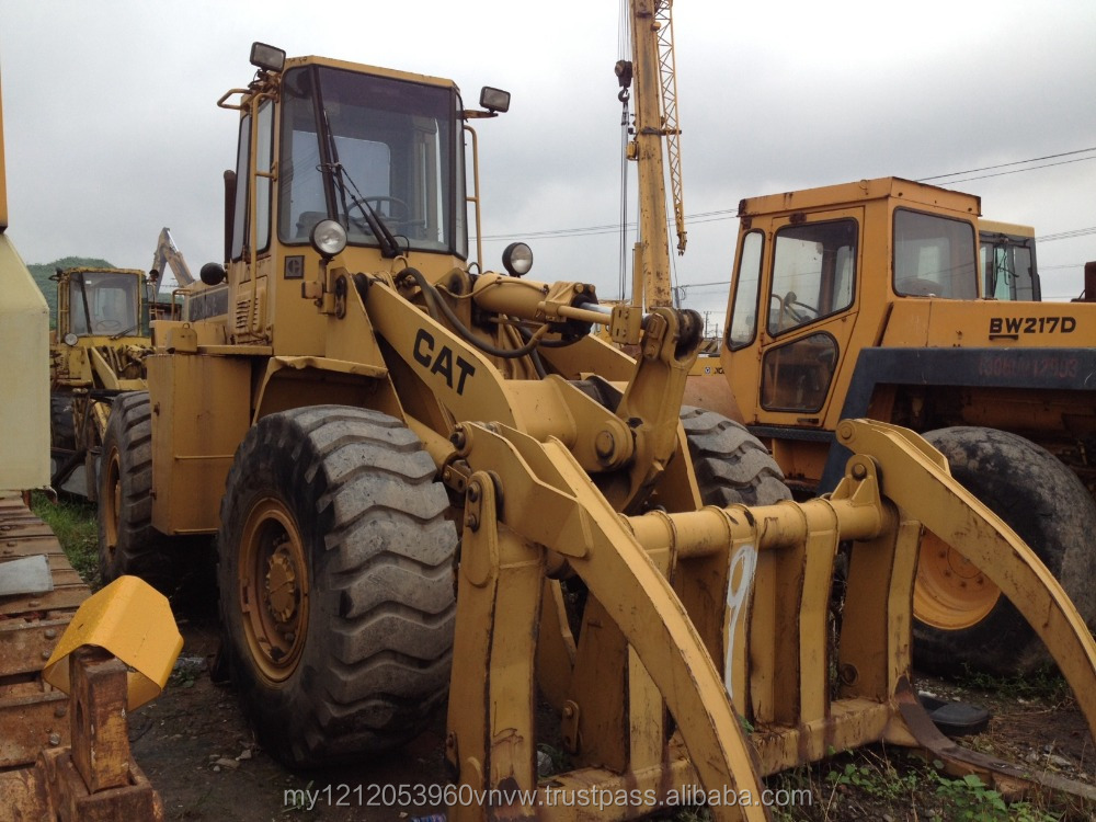Original Used CAT 936 F /936E /938F Loader