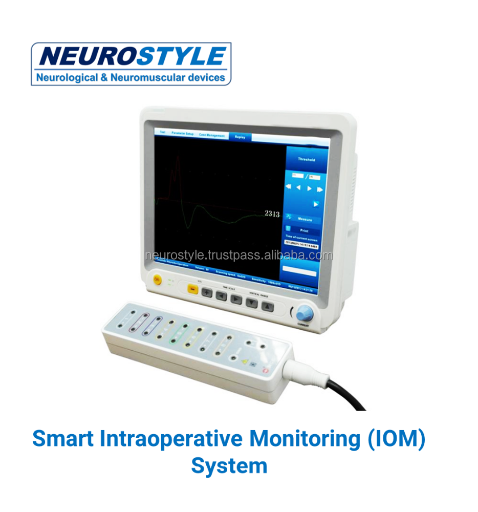 New design surgical instruments --- intraoperative monitoring system