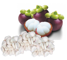 MANGOSTEEN FREEZE DRIED NO SUGAR