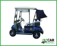 ECAR - Company 2 Seater Electric Golf Shuttle Buggy LT-A2