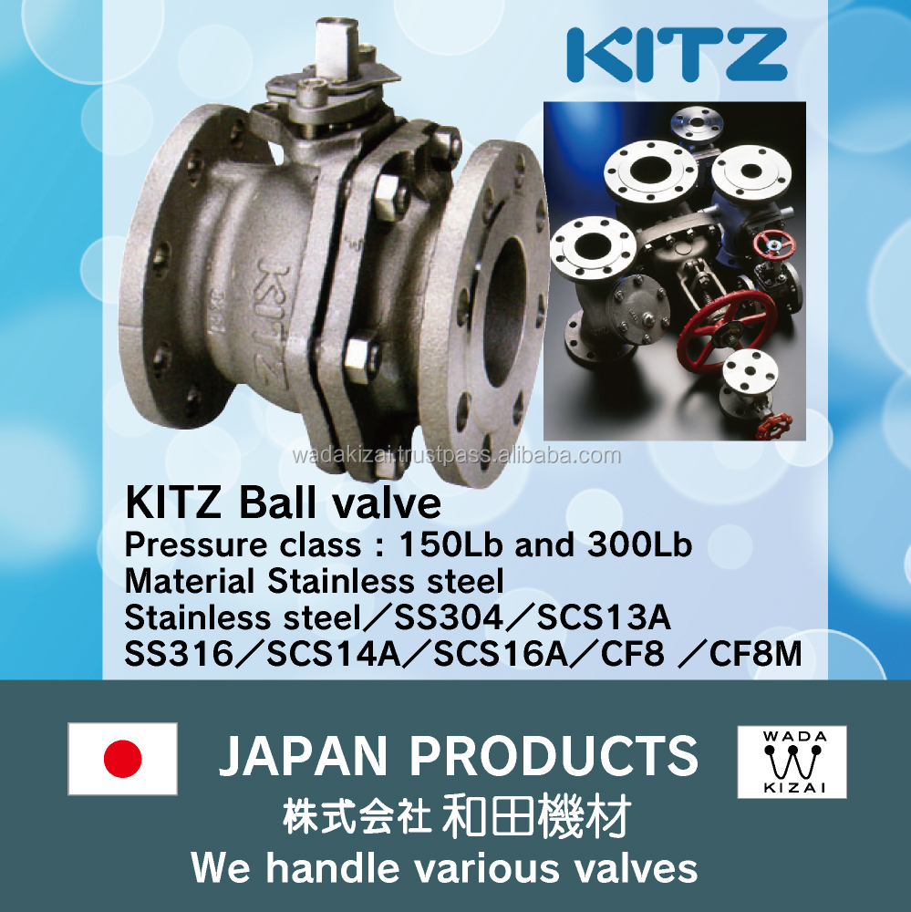 Reliable and reasonable prices soda maker industrial KITZ Stainless steel Ball valve at reasonable prices The early delivery tim