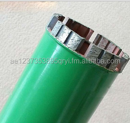 83mm 63mm 112mm 120mm 132mm laser welded reinforced concrete core drill bit