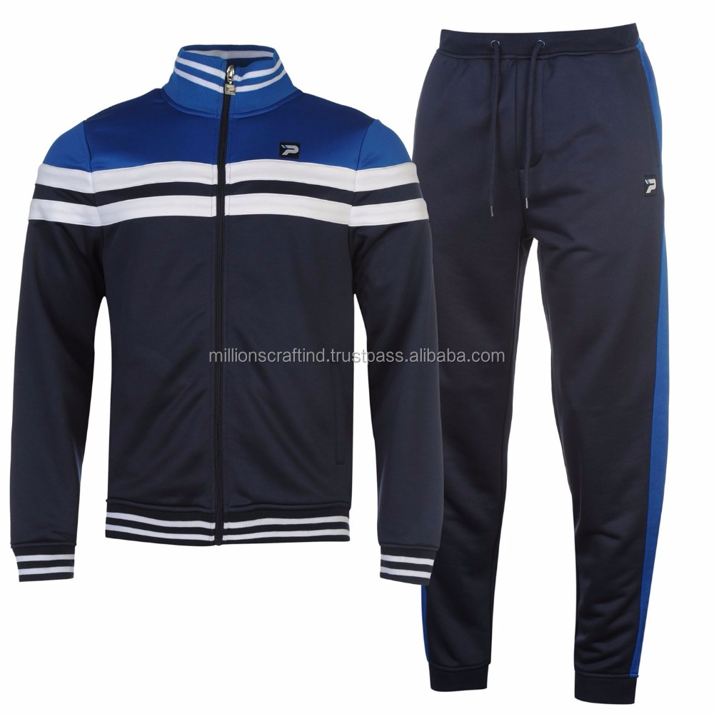 2016 Polyester Sports Tracking Suit Hot Quality Nice Design