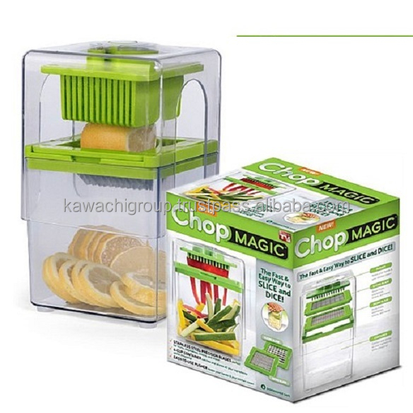 Kawachi Potato and Veggie Utility Cutter Slicer