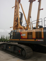 XCMG XR460D ROTARY DRILLING RIG HOT SALE IN GOOD CONDITION FOR WORK