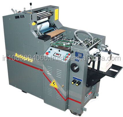 Single colour Mini Offset Printing Machine