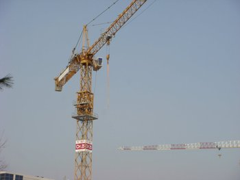 Used Tower Crane : Potain K5/50C