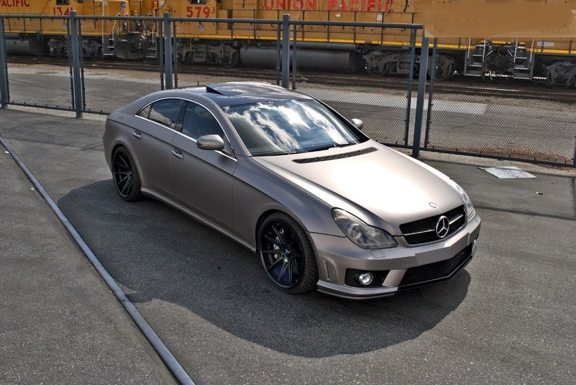 Full Body Kit for Mercedes-Benz CLS W219 (AMG Look) - TOP PRICE