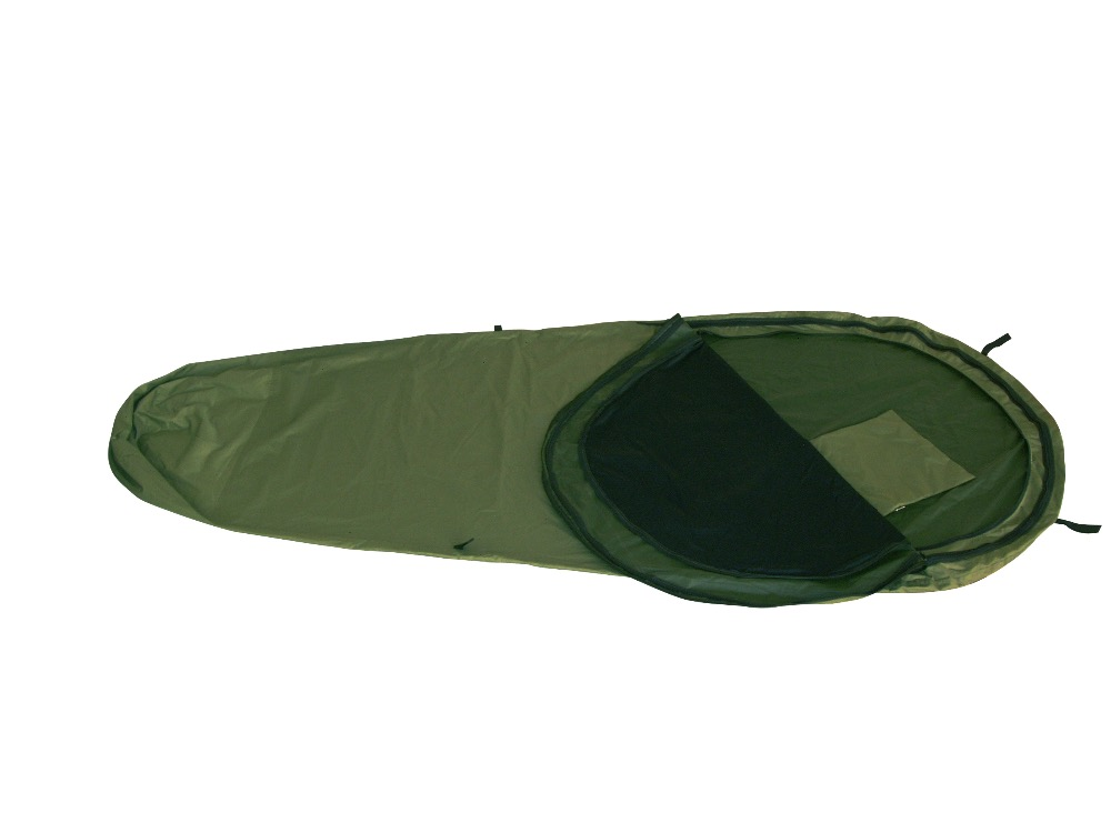 Green or Camouflage Bivy Sack Sleeping Bags