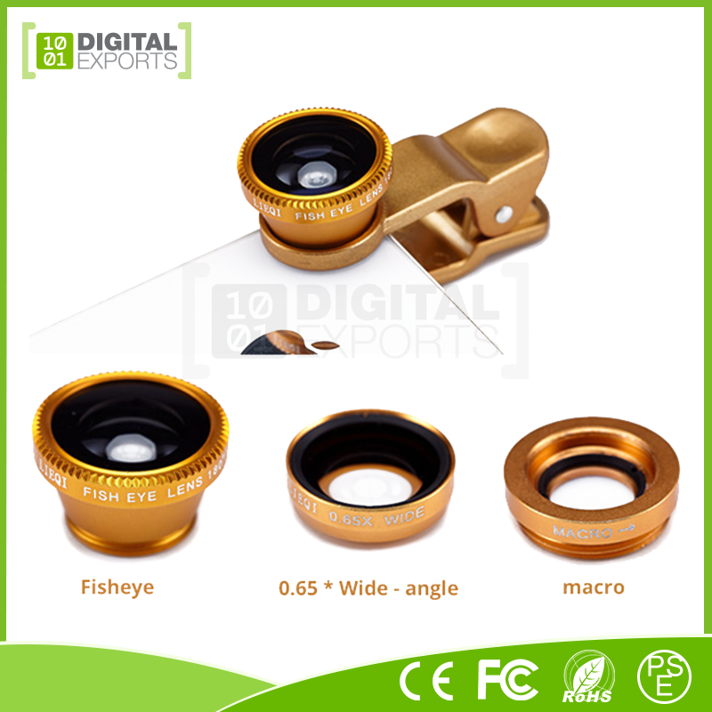 Hot selling macro lens wide angle, housings mobile phone lens, wide angel phone lens