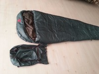 Army Officer Camouflage Sleeping Bag