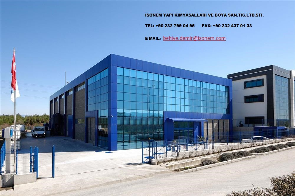 ISONEM THERMAL ROOF (Roof Thermal Insulation Coating, Heat Reflective Energy Saving Liquid Applied Material for Roofs)