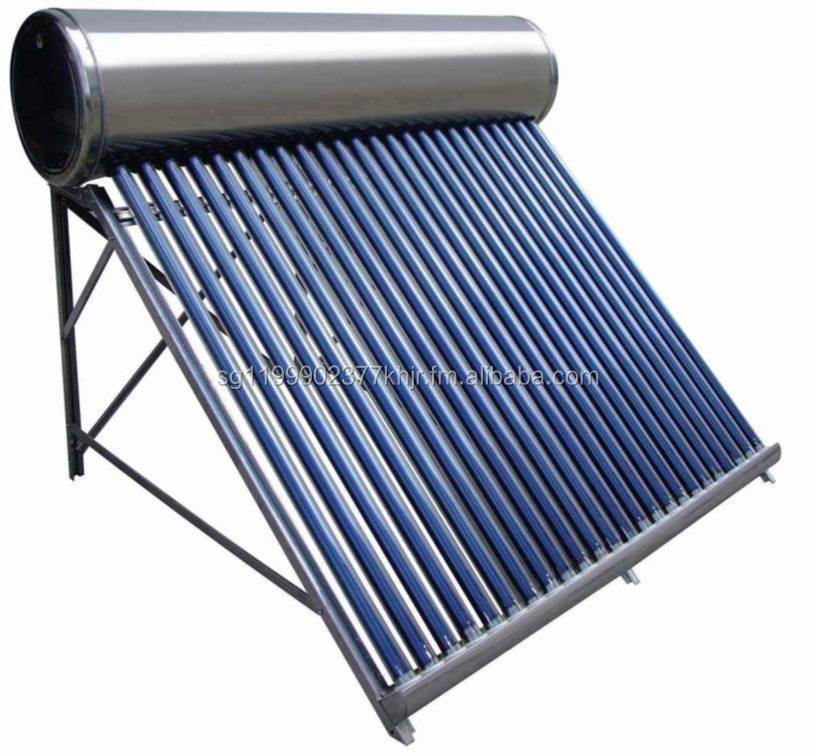 Becquer Solar Water Heater - Residential | Commercial | Industrial