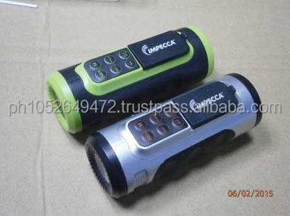 Pre - shipment Inspection Services for Bike speaker with headlight in China