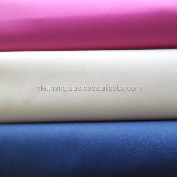 White/Plain/100% Cotton carded Fabric- HIGHEST QUALITY FROM VIETNAM